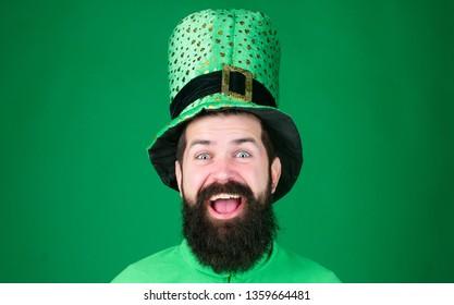 7692ede7a5 Leprechaun Costume Images, Stock Photos & Vectors | Shutterstock