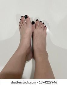 Pics feet Bikinis And