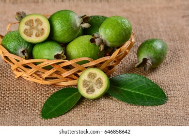 Feijoa fruit