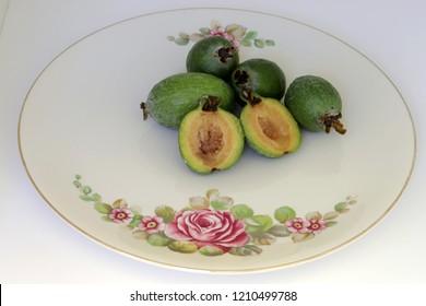 Feijoa selloviana - Acca selloviana