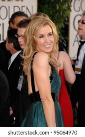 FELICITY HUFFMAN at the 64th Annual Golden Globe Awards at the Beverly Hilton Hotel. January 15, 2007 Beverly Hills, CA Picture: Paul Smith / Featureflash