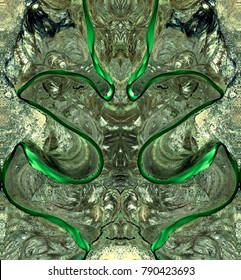 feline of the Nile,symmetrical photographs of abstract landscapes of the deserts of Africa from the air, magical, artistic, landscapes of your mind, just for crazy, optical illusions