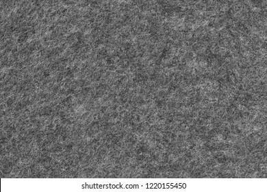 Felt Texture in Dark Grey - Material Background