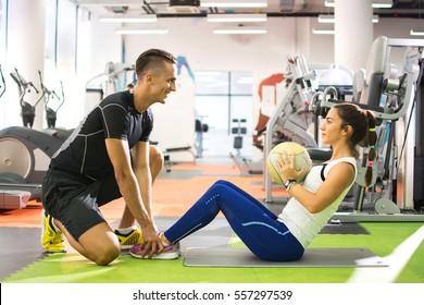 Personlig tränare klient dating