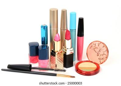 Female decorative cosmetics