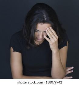 female despair