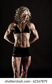 Female Fitness Bodybuilder