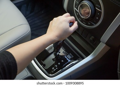 Automatic Gear Shift Images, Stock Photos & Vectors | Shutterstock