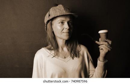 female Sherlock