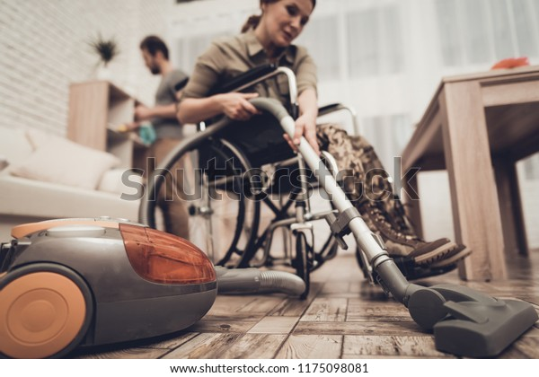 Female Disabled Veteran Creates Product