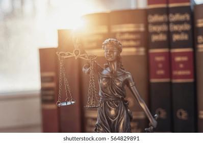 femida or justice goddess