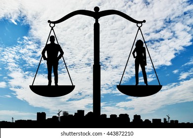 Feminism and equality. Social balance between women and men