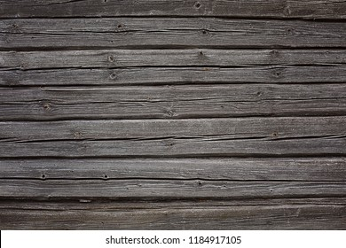 fence background old wooden texture  dark grey gradient of boards