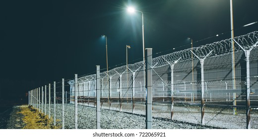fence boarder security
