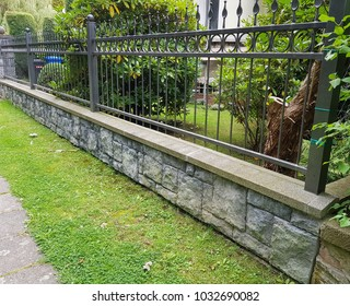 Fence Gate made of iron for protection and safety
