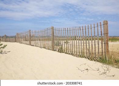 Fence, Sauble Beach, Ontario, Canada