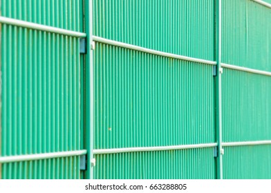 Fence wall,