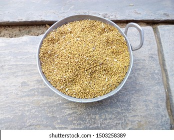 Fenugreek is an annual plant in the family Fabaceae, with leaves consisting of three small ovate to oblong leaflets. It is cultivated worldwide as a semi arid crop.