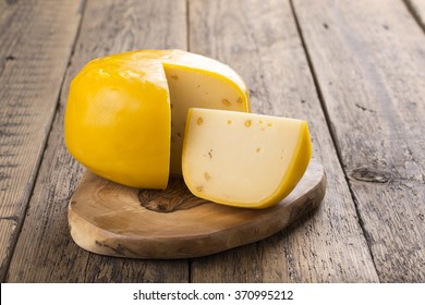 Fenugreek gouda herb cheese