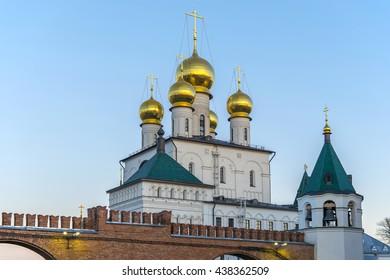 Feodorovsky Cathedral in St. Petersburg, Russia
