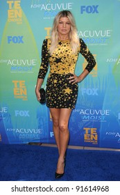 Fergie at the 2011 Teen Choice Awards, Universal Amphitheater, Universal City, CA. 08-07-11