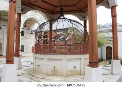 Ferhadija / Rebuilt Mosque in Banja Luka, Bosnia and Herzegovina