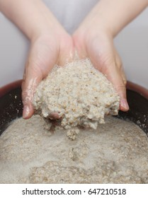 The fermentation filtrate