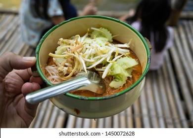 Fermented Rice Flour Noodles On hand