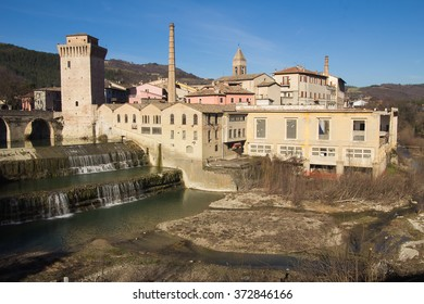 Fermignano is a town of the province of Pesaro and Urbino in the Marche - Italy.