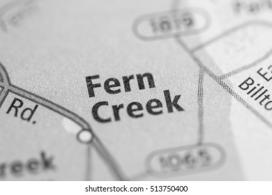 Fern Creek. Kentucky. USA