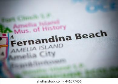 Fernandina Beach. Florida. USA
