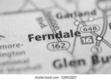 Ferndale. Maryland. USA