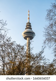 The Fernmeldeturm Mannheim is a 217.8-metre-high concrete telecommunication tower with an observation deck in Mannheim, Germany.