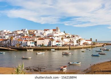 Ferragudo, Lagoa, Algarve, Portugal