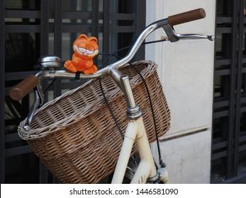 Basketball Bicycle Handlebar Bike Bell