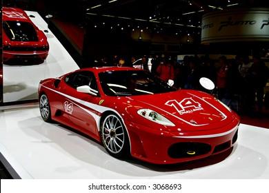 Ferrari F430 Challenge at Motorshow Bologna 2005