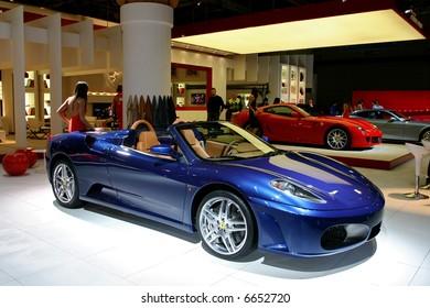 Ferrari f430 Spider at Motorshow Bologna 2006