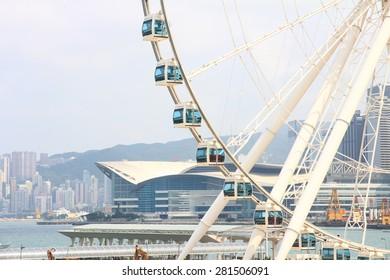 Ferris Wheel, Hong Kong