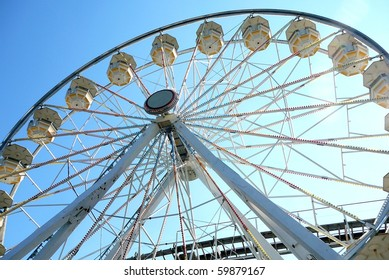 Ferris Wheel, Indiana Beach Amusement Park