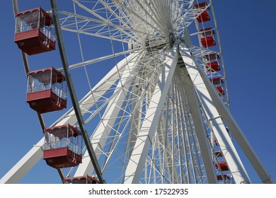 Ferris Wheel, Navy Pier, Chicago