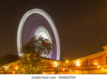 Ferris wheel Outdoor theme park