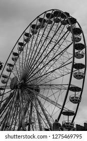 Ferris Whell in Paris