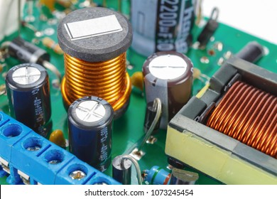 Imágenes, fotos de stock y vectores sobre Power Inductor | Shutterstock