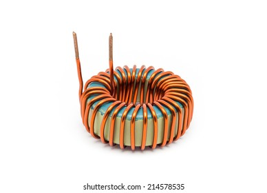 Ferrite Torroid Inductor for Switching Power Supply.
