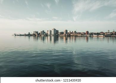 Ferry to Halifax
