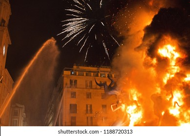 The festival of the Hogueras de San Juan is Alicante City's most important celebration and is held towards the end of June. Beautiful effigies are set alight on the last night as a dedication to fire.
