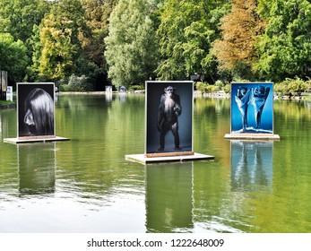 Festival La Gacilly Baden Photo. Open air photo exhibiton in Baden. Austria, June 8 - September 30, 2018