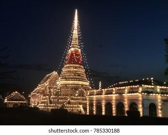 The Festival temple fair
