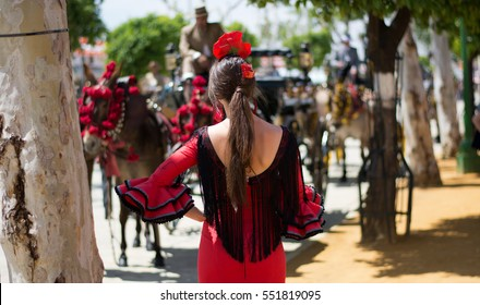 The festivals of the Spanish folklore
