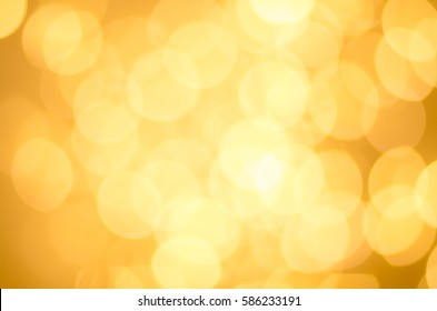 Festive background with bokeh lights. Christmas and New year.